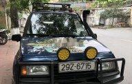 Xe Suzuki Vitara đời 2005, màu xanh lam, xe nhập giá 170 triệu tại Bắc Ninh