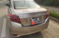 Cần bán lại xe Toyota Vios đời 2014, màu vàng cát, giá chỉ 310 triệu giá 310 triệu tại Hà Nội
