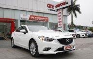 Cần bán xe Mazda 6 sản xuất 2016, màu trắng giá 659 triệu tại Hà Nội