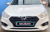 Bán ô tô Hyundai Accent 2018, màu trắng, 389tr giá 389 triệu tại Tp.HCM