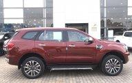 Cần bán Ford Everest đời 2020, màu đỏ, nhập khẩu nguyên chiếc giá 1 tỷ 399 tr tại Tây Ninh