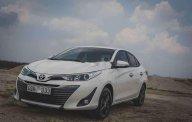 Bán Toyota Vios 1.5 G năm sản xuất 2019, màu trắng mới chạy 14.000km giá 535 triệu tại Lâm Đồng