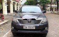 Cần bán gấp Toyota Fortuner đời 2012, màu xám chính chủ giá 530 triệu tại Hà Nội