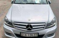 Cần bán lại xe Mercedes sản xuất 2012, màu bạc đã đi 110.000km giá 490 triệu tại Tp.HCM