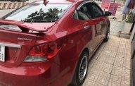 Bán ô tô Hyundai Accent AT đời 2011, màu đỏ, nhập khẩu nguyên chiếc số tự động giá 335 triệu tại Đồng Nai