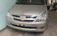 Cần bán xe Toyota Innova G đời 2006, màu bạc, giá chỉ 260 triệu giá 260 triệu tại Bình Dương