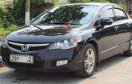 Bán xe Honda Civic 2.0AT đời 2006, màu đen, 290tr giá 290 triệu tại Bắc Kạn