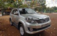 Cần bán Toyota Fortuner năm sản xuất 2012, màu bạc, xe nhập, giá 590tr giá 590 triệu tại Bình Dương