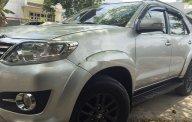 Bán Toyota Fortuner 2.5G MT năm sản xuất 2016 số sàn, màu bạc giá 715 triệu tại Tp.HCM