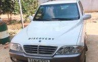 Bán ô tô Ssangyong Musso đời 2004, màu trắng, giá 68tr giá 68 triệu tại Đắk Lắk