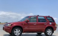 Bán Ford Escape đời 2002, màu đỏ giá 165 triệu tại BR-Vũng Tàu