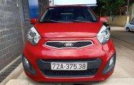 Cần bán lại xe Kia Picanto sản xuất năm 2014, màu đỏ giá 285 triệu tại Đồng Nai