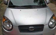 Bán Kia Morning SLX sản xuất năm 2008, màu bạc, nhập khẩu nguyên chiếc xe gia đình, giá tốt giá 185 triệu tại Thái Nguyên
