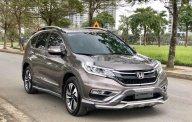Bán xe Honda CR V 2015, màu xám giá cạnh tranh giá Giá thỏa thuận tại Hà Nội