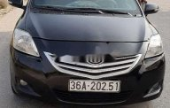 Cần bán xe Toyota Vios năm 2009, màu đen xe gia đình giá 192 triệu tại Thanh Hóa