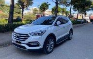 Bán Hyundai Santa Fe năm sản xuất 2018, màu trắng giá 1 tỷ 62 tr tại Tp.HCM