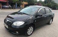 Cần bán xe Toyota Vios năm sản xuất 2007, màu đen, xe nhập giá 145 triệu tại Bắc Giang