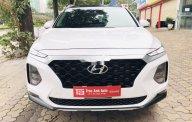 Bán Hyundai Santa Fe đời 2019, màu trắng   giá 1 tỷ 55 tr tại Hà Nội