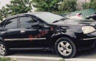Cần bán lại xe Daewoo Lacetti EX 1.6 MT đời 2005, màu đen giá 122 triệu tại Phú Thọ