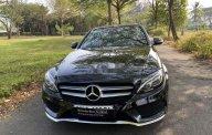 Bán xe Mercedes C200 đời 2018, màu đen như mới giá 1 tỷ 410 tr tại Tp.HCM