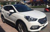 Bán Hyundai Santa Fe 4x4 sản xuất 2017, màu trắng xe gia đình giá cạnh tranh giá 965 triệu tại Tp.HCM