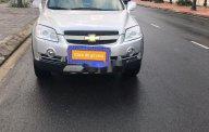 Bán Chevrolet Captiva Maxx LTZ đời 2010, màu bạc số tự động, 275 triệu giá 275 triệu tại Đà Nẵng
