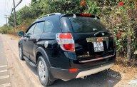 Xe Chevrolet Captiva năm sản xuất 2007, màu đen giá 205 triệu tại Tp.HCM