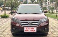 Bán xe Honda CR V đời 2013, màu đỏ, nhập khẩu nguyên chiếc giá 845 triệu tại Hà Nội