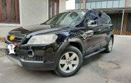 Cần bán gấp Chevrolet Captiva đời 2007, màu đen, giá 256tr giá 256 triệu tại Hà Nội