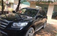Bán xe Hyundai Santa Fe sản xuất năm 2008, màu đen, nhập khẩu ít sử dụng giá 420 triệu tại Hà Nội