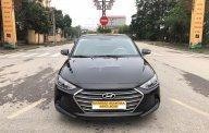 Bán Hyundai Elantra 1.6AT sản xuất 2017, màu đen còn mới, giá tốt giá 590 triệu tại Hà Nội