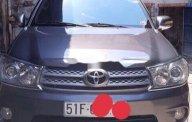 Bán Toyota Fortuner 2011, màu xám chính chủ giá 556 triệu tại Tp.HCM