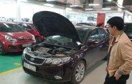 Xe Kia Cerato sản xuất năm 2011, màu đen, nhập khẩu nguyên chiếc giá 310 triệu tại Hà Tĩnh