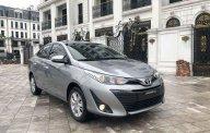 Cần bán xe Toyota Vios G năm 2019, màu bạc, nhập khẩu nguyên chiếc giá 545 triệu tại Hà Nội
