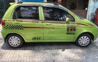 Bán Daewoo Matiz 2007, màu xanh lục, nhập khẩu   giá 72 triệu tại Tp.HCM