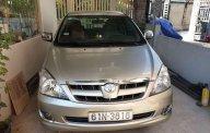 Cần bán gấp Toyota Innova sản xuất năm 2007, màu bạc, giá tốt giá 296 triệu tại Đồng Nai