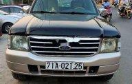 Bán xe Ford Everest năm 2005, màu đen, giá 195tr giá 195 triệu tại Bình Dương