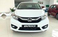 Giảm giá siêu khủng với chiếc Honda Brio G, sản xuất 2020, nhập khẩu nguyên chiếc giá 418 triệu tại Đồng Nai