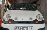 Cần bán Daewoo Matiz năm 2005, màu trắng, nhập khẩu xe gia đình giá 68 triệu tại Đồng Tháp