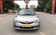 Bán ô tô Honda Civic 1.8MT năm 2009, màu xám chính chủ, giá tốt giá 325 triệu tại Hà Nội