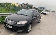 Cần bán gấp Toyota Vios sản xuất năm 2005, màu đen giá 135 triệu tại Ninh Bình