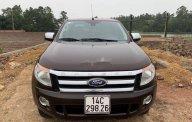 Cần bán Ford Ranger sản xuất năm 2012, màu đỏ, xe nhập số sàn giá 370 triệu tại Hà Nội
