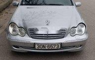 Bán xe Mercedes C class sản xuất năm 2003, màu bạc, xe nhập giá 175 triệu tại Hà Nội