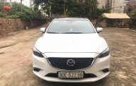 Cần bán gấp Mazda 6 2.5 Premium đời 2017, màu trắng chính chủ, 790 triệu giá 790 triệu tại Hà Nội