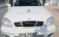 Gia đình cần bán gấp Daewoo Lanos 2003, màu trắng, giá tốt giá 153 triệu tại Bình Dương