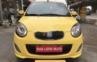 Cần bán lại xe Kia Morning AT đời 2012, màu vàng, 255tr giá 255 triệu tại Hà Nội