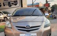 Cần bán xe cũ chính hãng: Toyota Vios đời 2008, màu vàng cát, số sàn giá 275 triệu tại Bình Dương