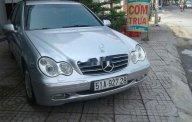 Bán Mercedes C class sản xuất năm 2003, màu bạc, nhập khẩu giá 180 triệu tại Tp.HCM