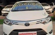 Cần bán lại Toyota Vios đời 2017, màu trắng, số tự động giá 495 triệu tại Bình Dương