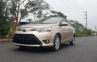 Bán Toyota Vios bản E đời 2017, màu kem (be), giá rẻ  giá 415 triệu tại Hưng Yên